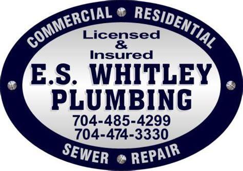 Es Plumbing by Es Whitley Plumbing Eswplumbing