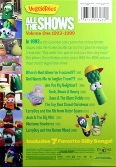 the big book of volume 2 69 tales a cleis anthology books veggietales volume 1 3 all the shows 1993 2010 new 6 dvd