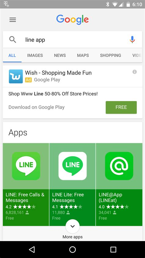 search android unveils experimental android app search and install process usaspeaks
