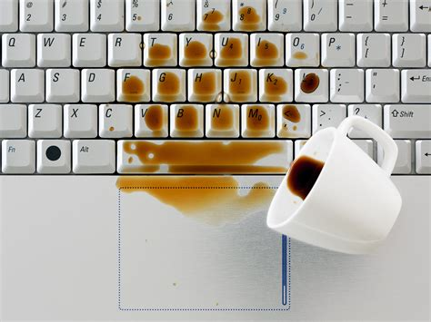 Home Decorating Magazine Subscriptions by What To Do When You Spill Coffee On Your Laptop