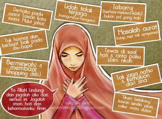 gambar kartun muslimah lucu gambar muslimah kartun