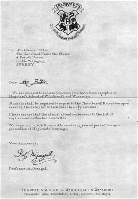 Hogwarts Acceptance Letter Background Harry Potter Images Hogwarts Letter Wallpaper And Background Photos 33890804