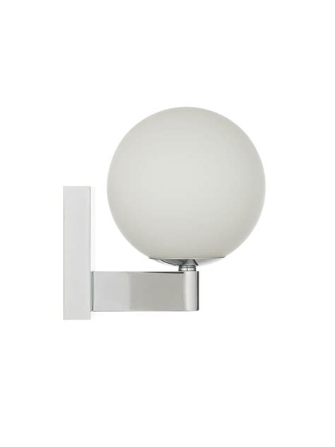 astro sagara bathroom wall light at lewis partners