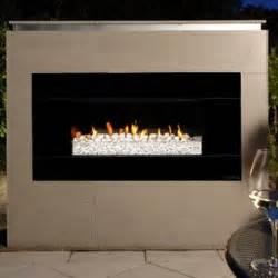 Ceramic Outdoor Fireplace Escea Ef5000 Outdoor Gas Fireplace Black With