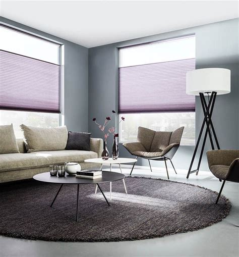 pliss egordijnen plissee gordijnen en plisse shades top down blinds bij