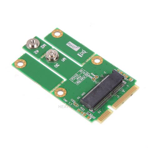 M 2 To Mini Pci E Adapter m2mp1 m 2 ngff to mini pci e pcie usb adapter pci