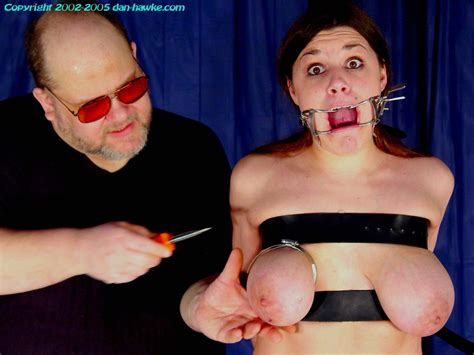 Mallory Knots Breast Bondage Suspension