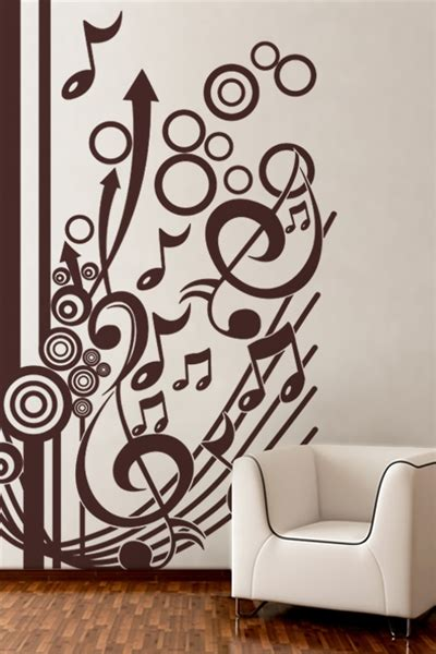 wall tat wall decals music abstract walltat com art without boundaries