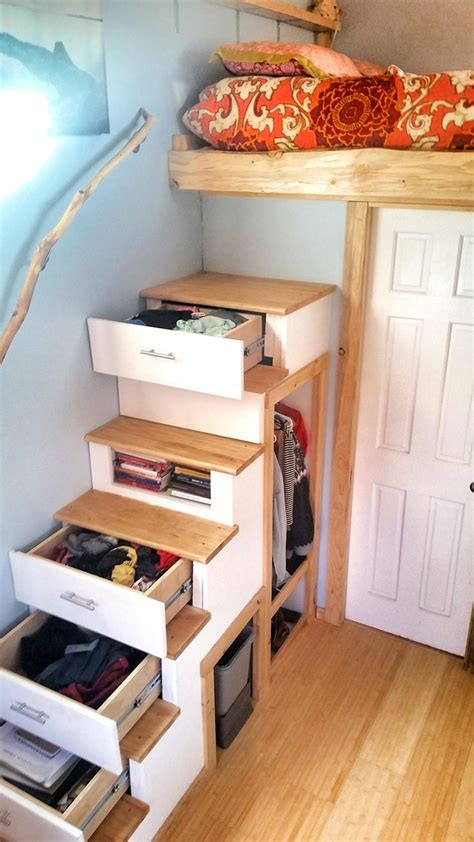 Tiny House Closet by Which Tiny House Stair Is Right For You Salter Spiral Stair