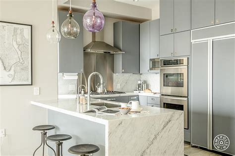 white flat kitchen cabinets home design ideas mid century modern kitchen features gray flat front
