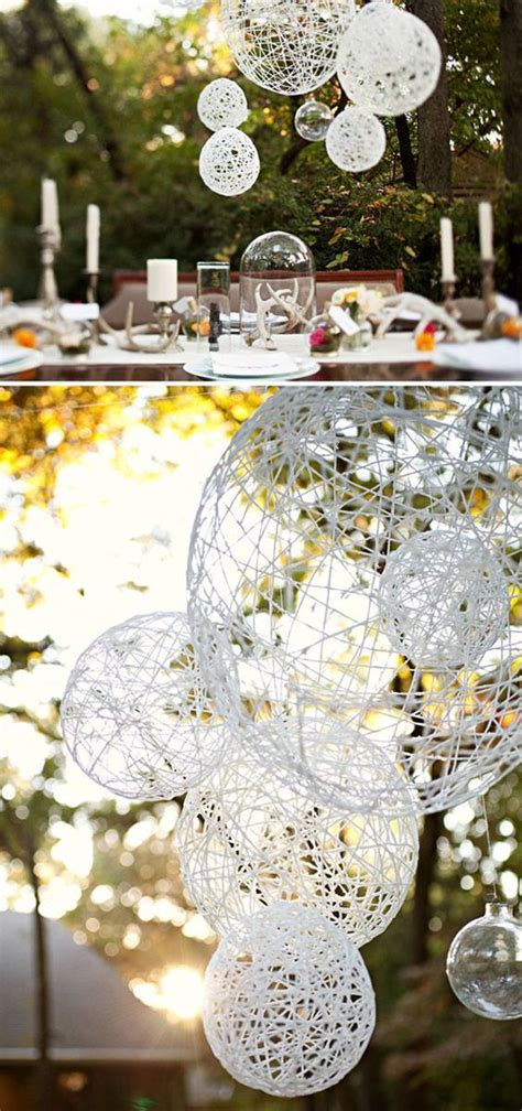 diy outdoor wedding decor ideas 25 cheap and simple diy wedding decorations home design