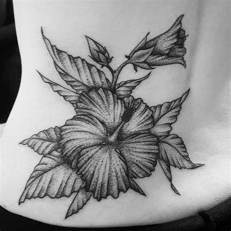 24 hibiscus flower tattoos designs trends ideas