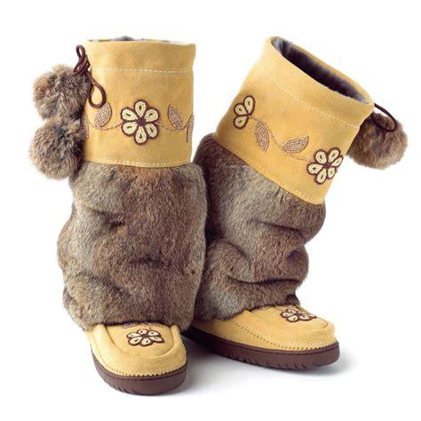 mukluk slippers canada authentic manitobah metis mukluk with vibram sole ebay