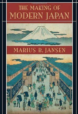 record of a brief japanese novellas books the of modern japan by marius b jansen reviews