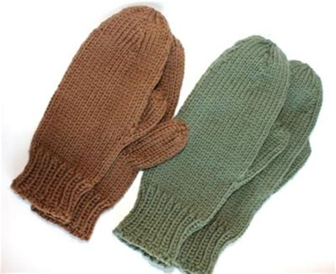 simple pattern for knitting mittens his her mittens easy mittens pattern
