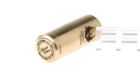 Mod 942 Fullset 16 10 cartel style mechanical mod set 1 1 clone brass at fasttech worldwide free