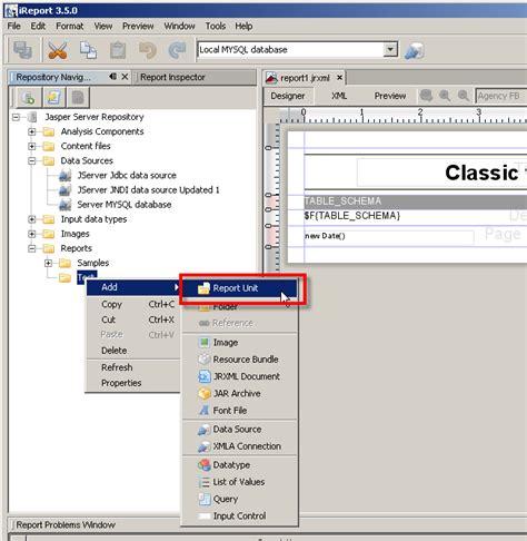 format html jasper report random allsorts jasper reports how to deploy a report