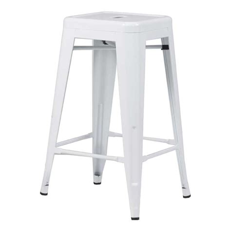 White Stools For Kitchen by Tolix Kitchen Stool Decofurn Factory Shop