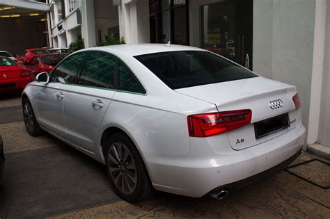audi a6 in hybrid audi a6 hybrid rental malaysia go further when renting car