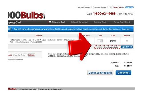 1000bulbs shipping coupon code