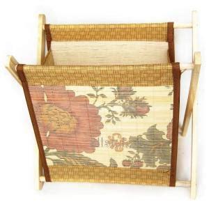 bambus discount 5343 suport din bambus pentru ziare si reviste cv022