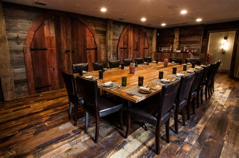The Kitchen Charleston Sc by Husk S Private Dining Husk Nashville