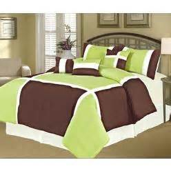 Lime Green Bed In A Bag Sets Lime Green Comforter From Sears