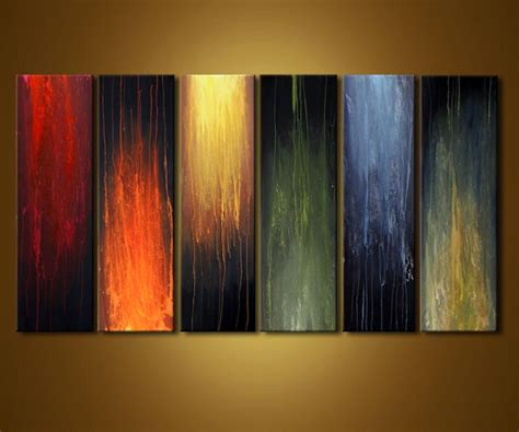 abstract painting home decor painting 3543