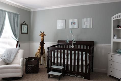 pale blue curtains for nursery love these colors grey walls and light blue curtains for