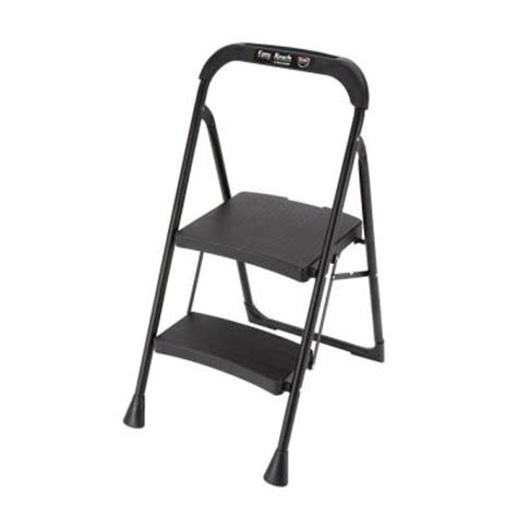 Easy Reach Project Stool by Easy Reach By Gorilla Ladders Pro Series 2 Step Steel