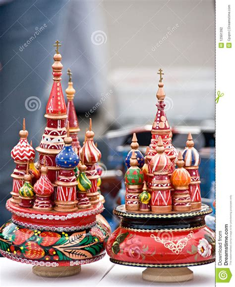 st basil s cathedral souvenir stock photo image 12991392