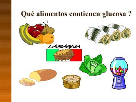 carbohidratos en alimentos