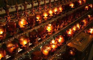 tipi di candele tipi di candele per saints religiosi russelmobley