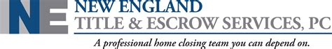 new title escrow services home page