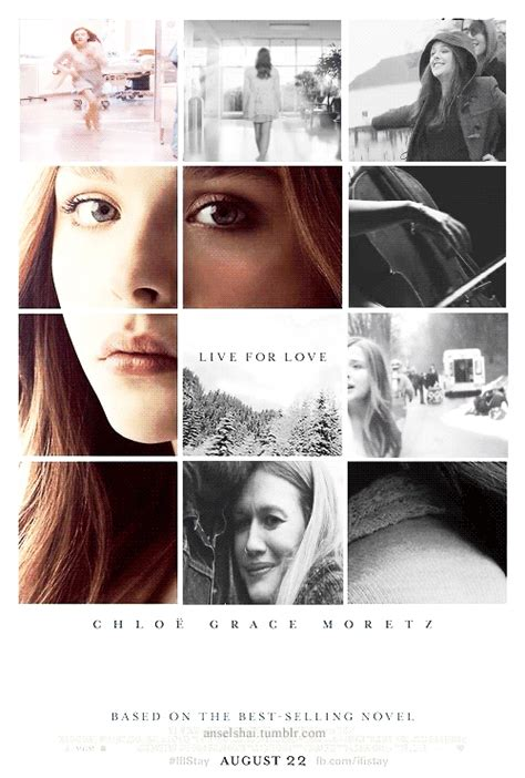 Novel If I Stay And review if i stay based on the ya novel by gayle