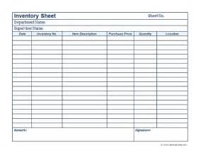 Business Inventory Template business inventory template free printable templates