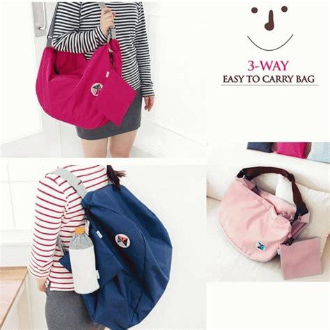 Tas 3 Fungsi 3 Way Bag jual tas korean bag iconic 3 way serbaguna multifungsi