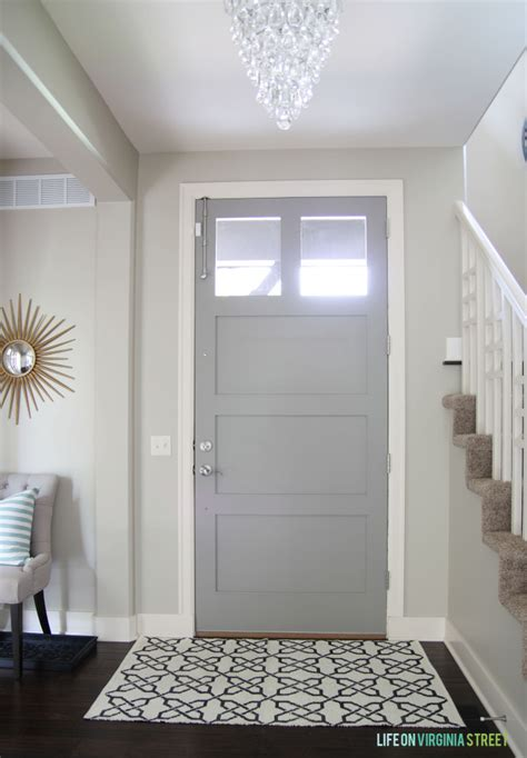 door accent colors for greenish gray gray painted doors on virginia