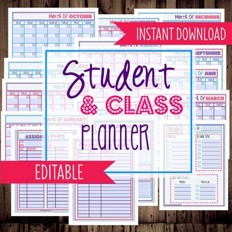 best planners for college students 152 best organise binders sets images on pinterest