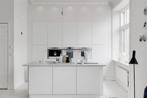 all white kitchen decordots white interiors