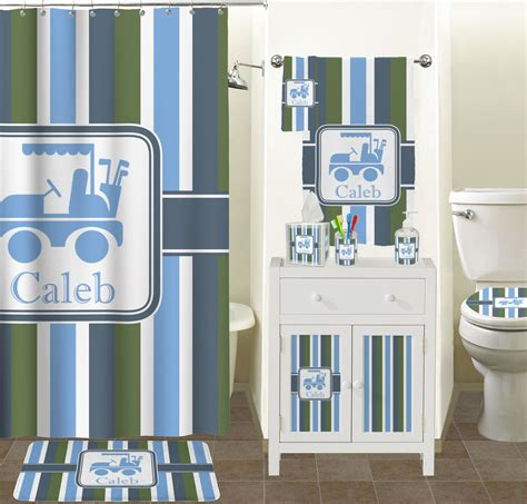 Shower Curtain By Toko Bm bm stripes bathroom accessories set ceramic