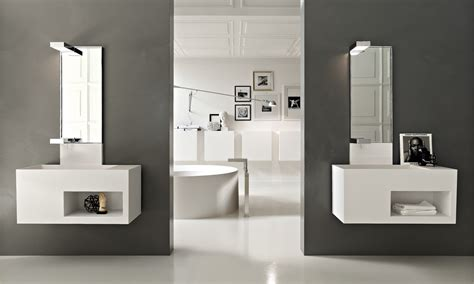 Ultra Modern Bathroom Vanity by Ultra Modern Italian Bathroom Design