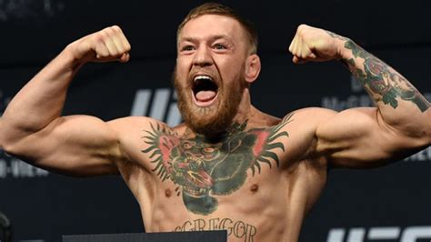 mcgregor tattoo arm dana white confirms that mcgregor will not be lightweight
