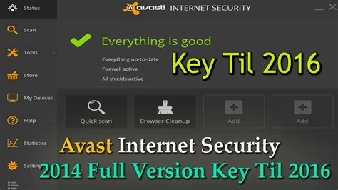 full version avast internet security free download avast internet security 2014 full version key til 2016