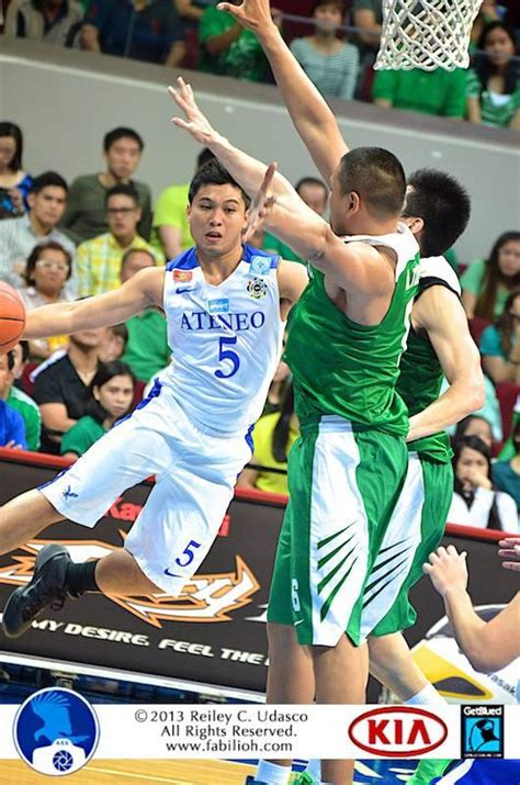 Dlsu Mba Entrance by Ateneo Now 0 3 As La Salle Rallies In Second Half Ateneo