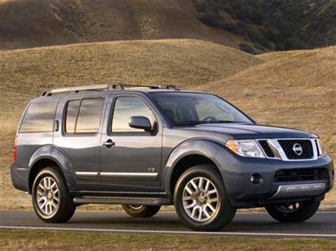 2010 nissan pathfinder | pricing, ratings & reviews