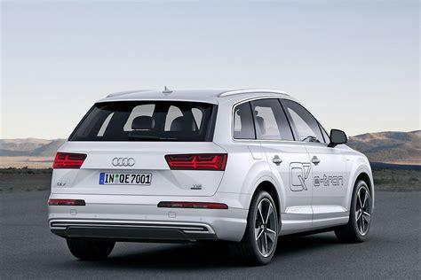 Audi Q7 E Tron by Audi Q7 E Tron 2016 Vorstellung Bilder Autobild De