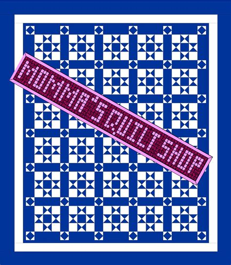 quilt pattern queen size framed ohio star queen size quilt pattern pdf instant download