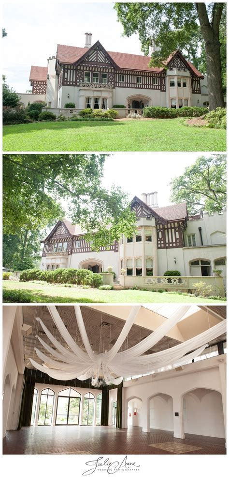 Callanwolde Fine Art Center   Atlanta Wedding Venue #