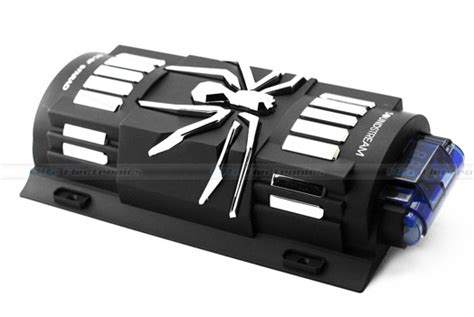 elite capacitor brand soundstream sc 8f 8 farad hybrid capacitor